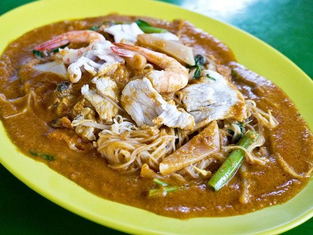 Delicious Satay Bee Hoon