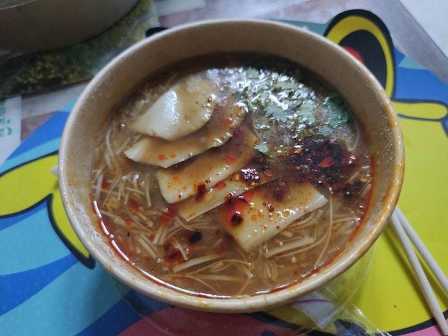 Abalone Mee Sua