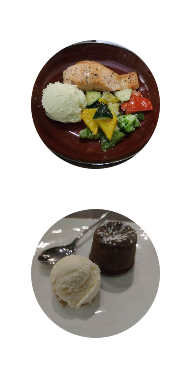 4 Course Set Dinner