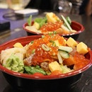 Try Signature Kaisen Don and Signature Kaisen Salad since they give promotion 50% off for all the 2nd bowl.