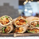 (NEW) @wings.zone just launching their new menu: WRAPS!