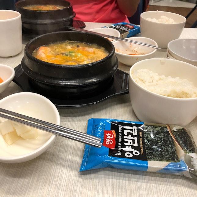 Korean Food 🇰🇷🎎🏮