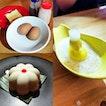 Non Entree Dessert ($15-20/pax)