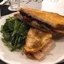 PS. Turkey Cranberry Sandwich