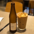 Cold White Brew ($7.5)