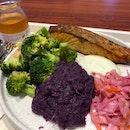 Salmon Steak Set ($14.90)