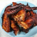 👉BBQ Chicken Wings👈