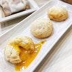 👉Baked Salted Egg Custard Bun👈