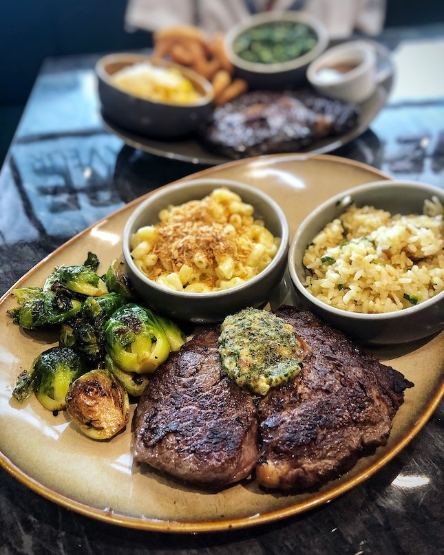 Not opting for medium-rare might actually be a huge missed STEAK😂