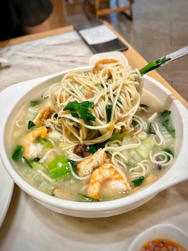 Fujian Lor Mee - Putien's Top 10 Signature Dishes