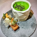 [5 Course Set Lunch] Modern-European dishes with Asian influences that will excite your tastebuds