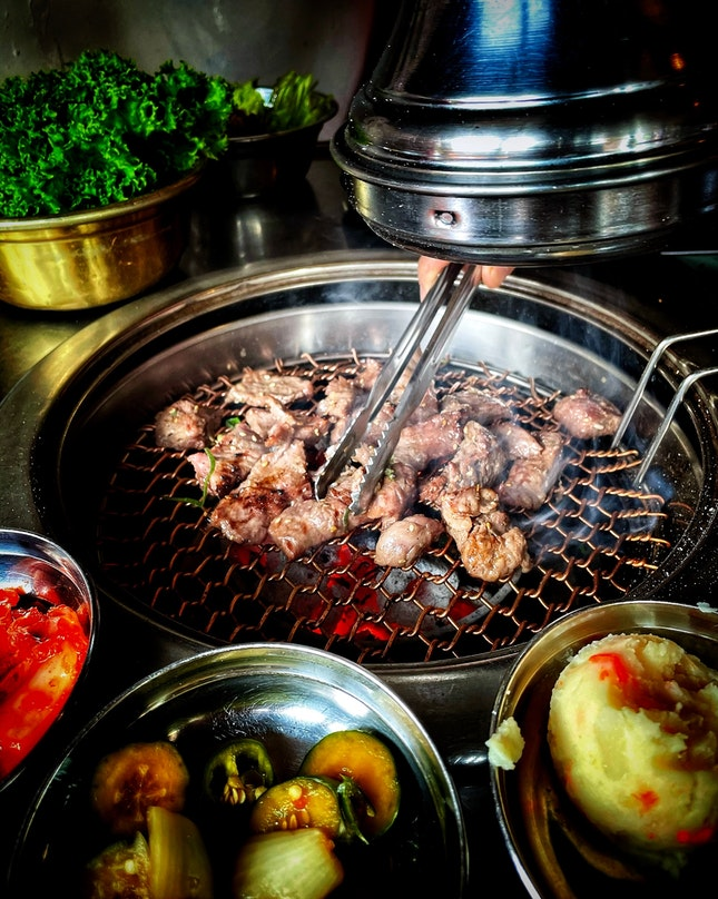 Are you starting to crave for KBBQ? Because I'm sia…🤤