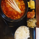 Soontofu Lunch Set