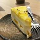 Mango Lavender Cake @ $7.80