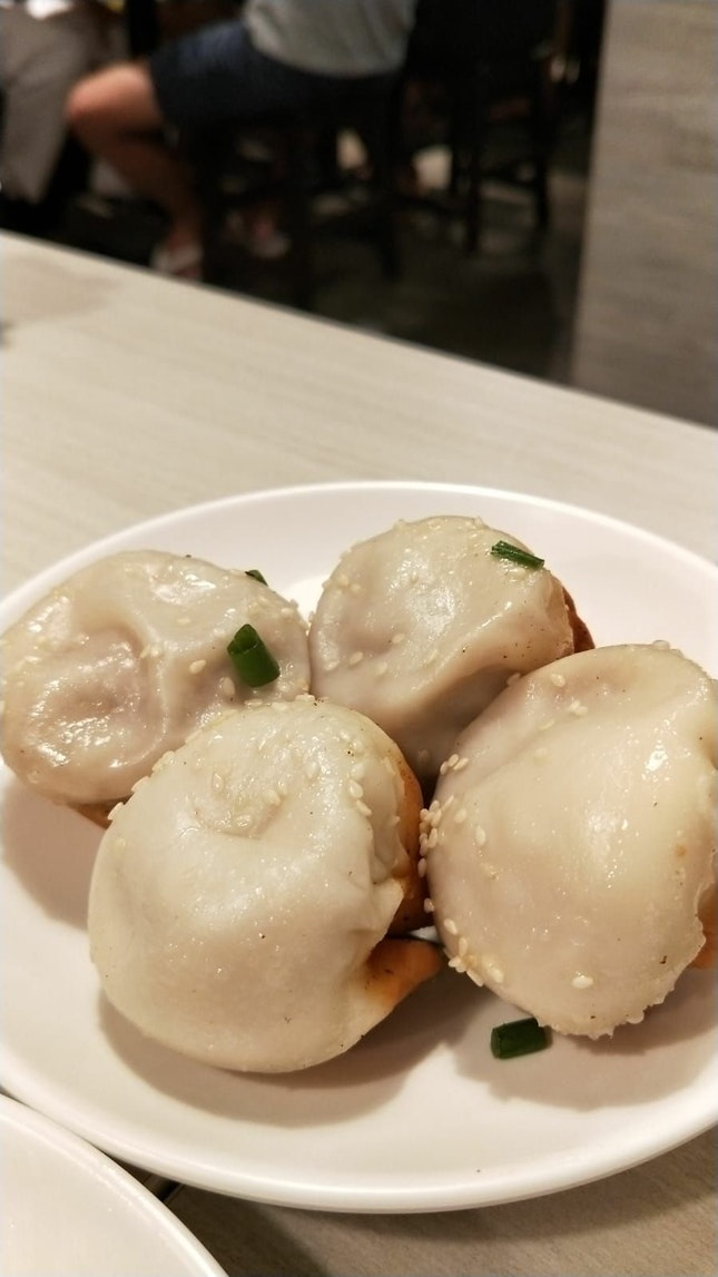 Most Delicious, Affordable, Juicy 生煎包 In Singapore