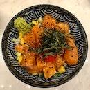 Salmon Chirashi Don ($20.90)