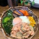 Salmon Poke Bowl ($12.90)