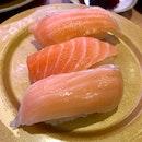 Three Kinds Salmon ($3.20)