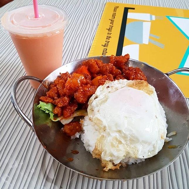 SP Food court FC 3 Mini Wok.