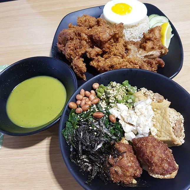 Food @ Yishun Park Hawker Centre again!