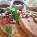Ricotta Pancakes $18