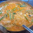 Chicken Thai Red Curry $15