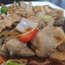 Pork Mix With Rice $15