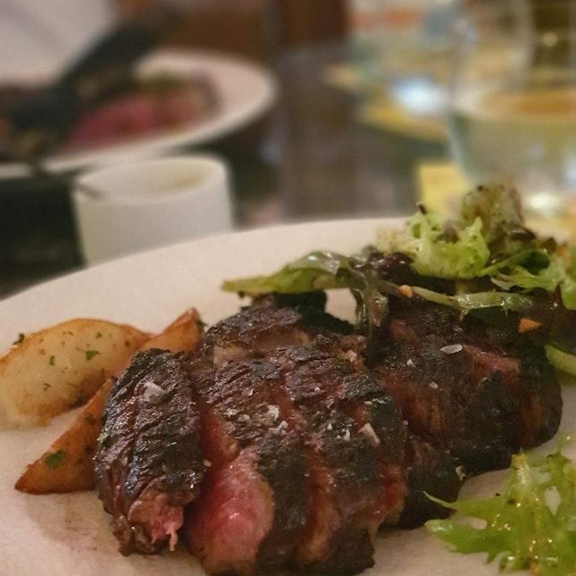 Rib Eye Steak $65