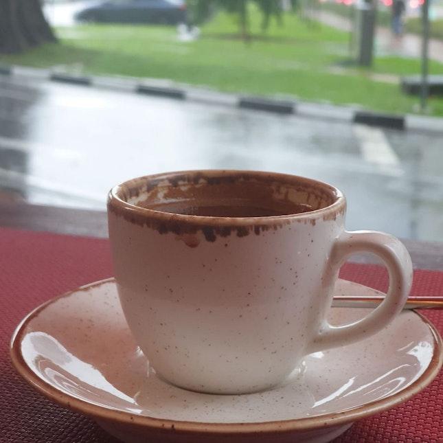 Greek coffee $7