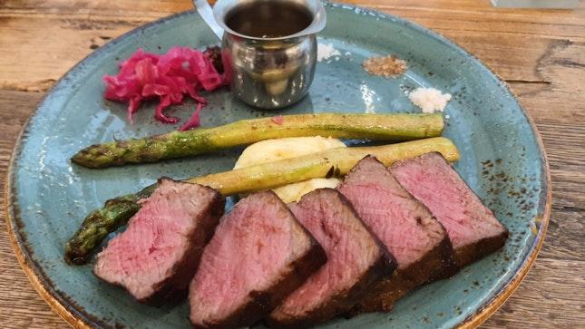 Beef Steak $24++