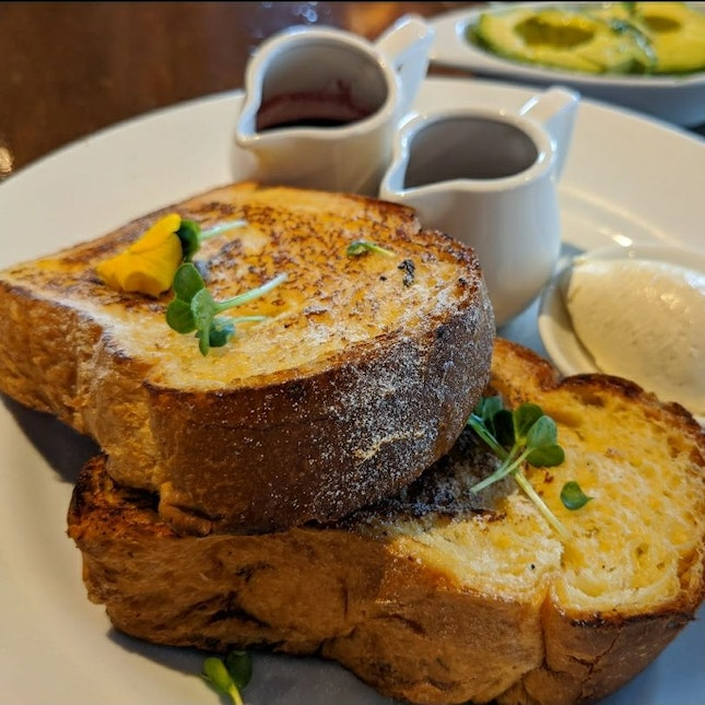 French Toast $20 ++