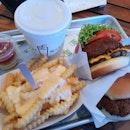 Shroom burger $14++