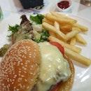 Cheese Burger 🍔 $15++