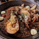 THE SEAFOOD PAELLA - $72++