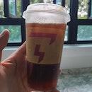 Lychee Fizz Coffee $7 / 5*