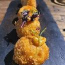 Truffle Chorizo Iberico Croquette - $15++