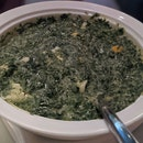 Creamed Spinach - $18++
