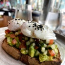 Avocado Toast $20++ / 4*