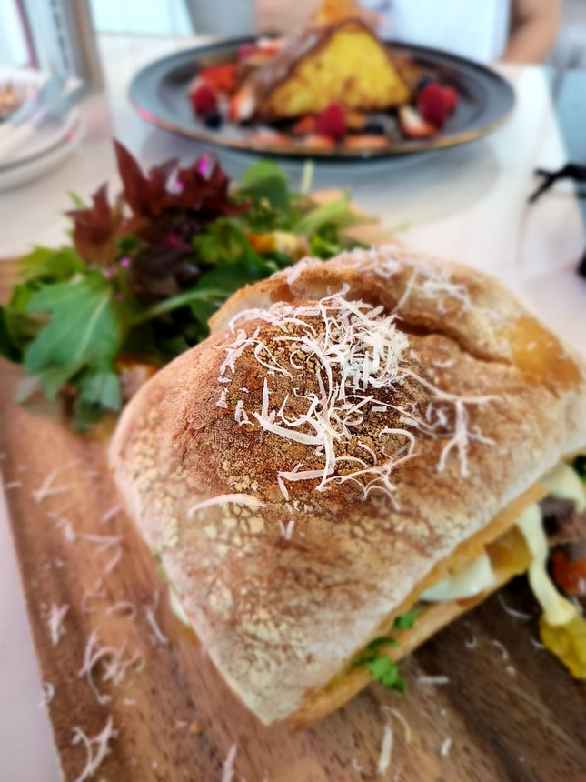 Ribeye Sandwich 24++