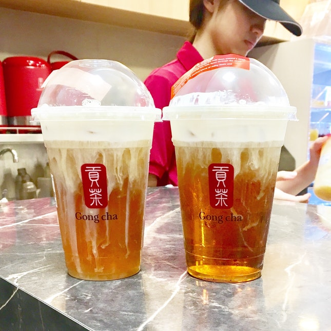 Gong Cha Is Back!!! ❤️