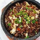 Nostalgic Stonepot Rice