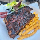 BBQ Baby Back 'Naughty' Ribs