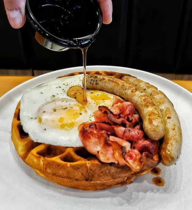 Hybrid Waffle
