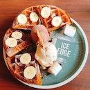 D2 Sharing Waffle ($15.50++)