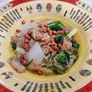 Mala Xiang Guo With Rice ($8.80)