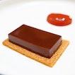 Single-Origin Temuan Chocolate Petit Ecolier, Tamarillo Jam.