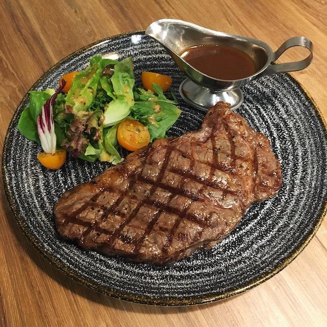 New York Strip Steak (RM65)
