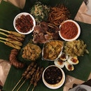 4-Person Sharing Meal (RM130)