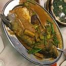 Nyonya-style Fish (RM42)
