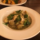 Spinach and Chestnut Gnocchi (RM38)